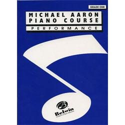 Image for Michael Aaron Piano Course Performance Grade 1 from SamAsh