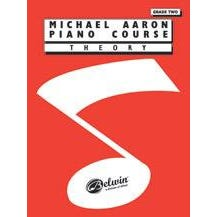 Alfred Michael Aaron Piano Course Theory Grade 2