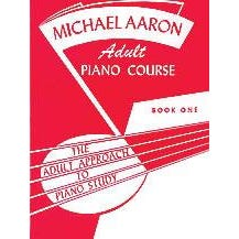 Alfred Michael Aaron Adult Piano Course, Book 1