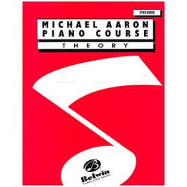 Image for Michael Aaron Piano Course Theory Primer from SamAsh