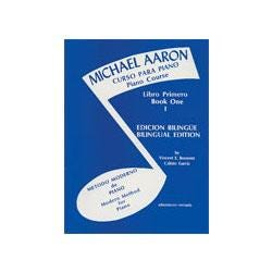 Image for Michael Aaron Piano Course: Spanish & English Edition (Curso Para Piano)