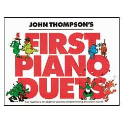 Image for First Piano Duets from SamAsh