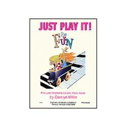 Image for Just Play It For Fun (Piano) from SamAsh