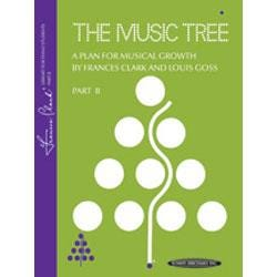 Image for The Music Tree Part B (Piano) from SamAsh