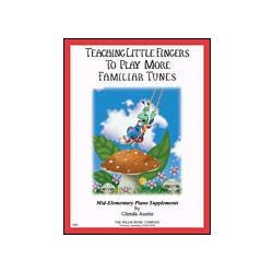 Image for Teaching Little Fingers More Familiar Tunes from SamAsh