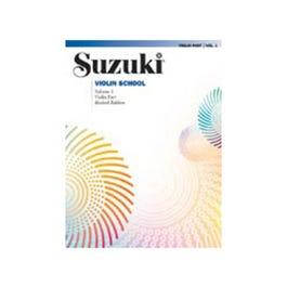 Image for Suzuki Violin School Volume 4 from SamAsh