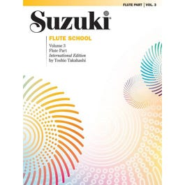 Image for Suzuki Flute School Flute Part