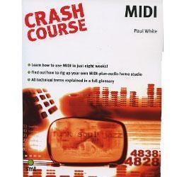 Image for Crash Course MIDI from SamAsh