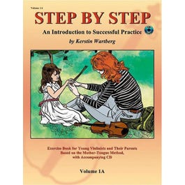 Image for Suzuki Step by Step Volume 1A - An Introduction to Successful Practice for Violi from SamAsh