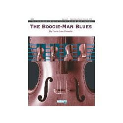 Image for The Boogie Man Blues for String Orchestra (Conductor Score & Parts) from SamAsh