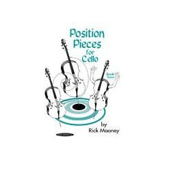 Image for Position Pieces for Cello Book 2 from SamAsh