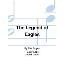 Alfred The Legend of Eagles-Piano/Vocal/Chords