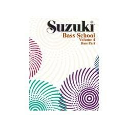 Image for Suzuki Bass School Bass Part