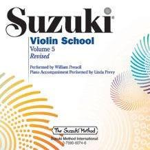 Image for Suzuki Violin School CD