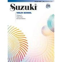 Image for Suzuki Violin School Violin Part & CD