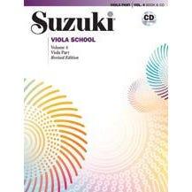 Image for Suzuki Viola School Viola Part & CD