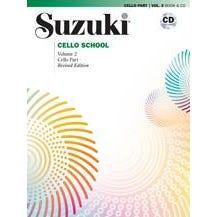 Image for Suzuki Cello School Cello Part & CD
