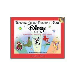 Image for Teaching Little Fingers to Play Disney Tunes (Early Elementary Book and CD) from SamAsh