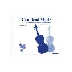 Image for I Can Read Music Volume 1 Violin from SamAsh