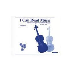 Image for I Can Read Music Volume 1 for Cello (Suzuki Method) from SamAsh