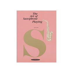 Image for Art Of Saxophone Playing from SamAsh