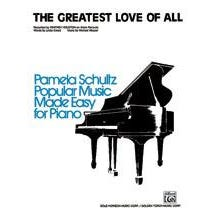 Image for The Greatest Love of All-Easy Piano from SamAsh