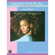 Image for The Greatest Love of All-Whitney Houston and George Benson from SamAsh