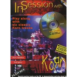 Image for In Session With Korn (Book & CD) from SamAsh
