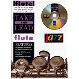 Image for Take The Lead Jazz Flute (Book & CD) from SamAsh