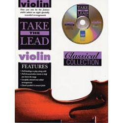 Image for Take The Lead Classical Collection Violin (Book & CD) from SamAsh