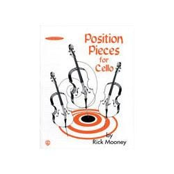 Image for Position Pieces for Cello from SamAsh