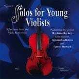 Alfred Solos for Young Violists CD, Volume 5 -Viola