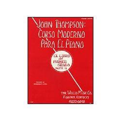 Image for John Thompson: Curso Moderno Para El Piano from SamAsh