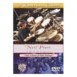 Image for Neil Peart A Work In Progress DVD from SamAsh