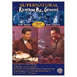 Image for Supernatural Rhythm & Grooves DVD from SamAsh