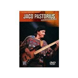 Image for Jaco Pastorious Modern Electric Bass DVD from SamAsh