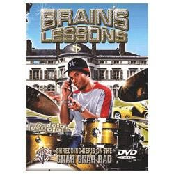 Image for Brain's Lessons DVD - Bryan Mantia from SamAsh