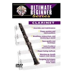 Image for Ultimate Beginner Series: Clarinet DVD from SamAsh