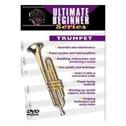 Image for Ultimate Beginner Series: Trumpet DVD from SamAsh