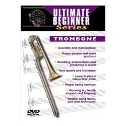 Image for Ultimate Beginner Series: Trombone DVD from SamAsh