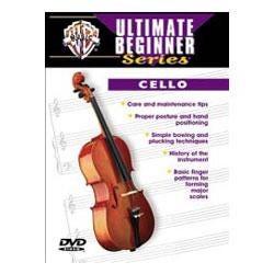 Image for Ultimate Beginner Series: Cello DVD from SamAsh