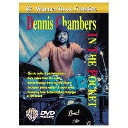 Image for Dennis Chambers In The Pocket DVD from SamAsh