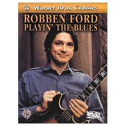 Image for Robben Ford Playin' The Blues DVD from SamAsh
