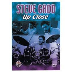 Image for Steve Gadd Up Close DVD from SamAsh
