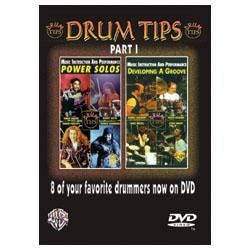 Image for Developing a Groove/Power Solos DVD: Drum Tips from SamAsh