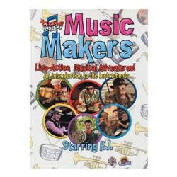 Image for Tune Buddies - Music Makers DVD from SamAsh
