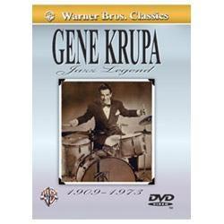 Image for Gene Krupa Jazz Legend DVD from SamAsh