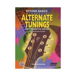 Image for Beyond Basics Introducing Alternate Tunings for Fingerstyle Guitar DVD from SamAsh