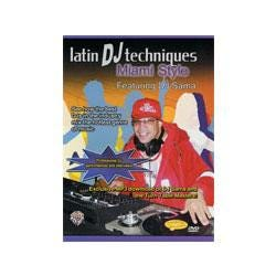Image for Latin DJ Techniques Miami Style DVD from SamAsh