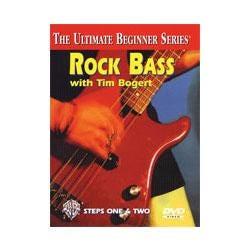 Image for Ultimate Beginner Series: Rock Bass Basics (DVD) from SamAsh